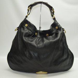 Mulberry Mitzi Pebble Grain Leather Large Hobo Bag